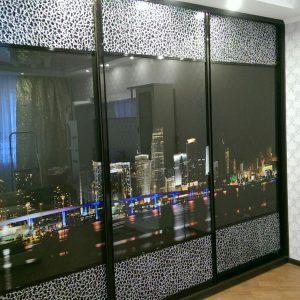 "Декоративное стекло ""Гепард"""
