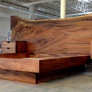 Кровать в стиле Лофт в Минске