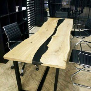 Шлифуем стол